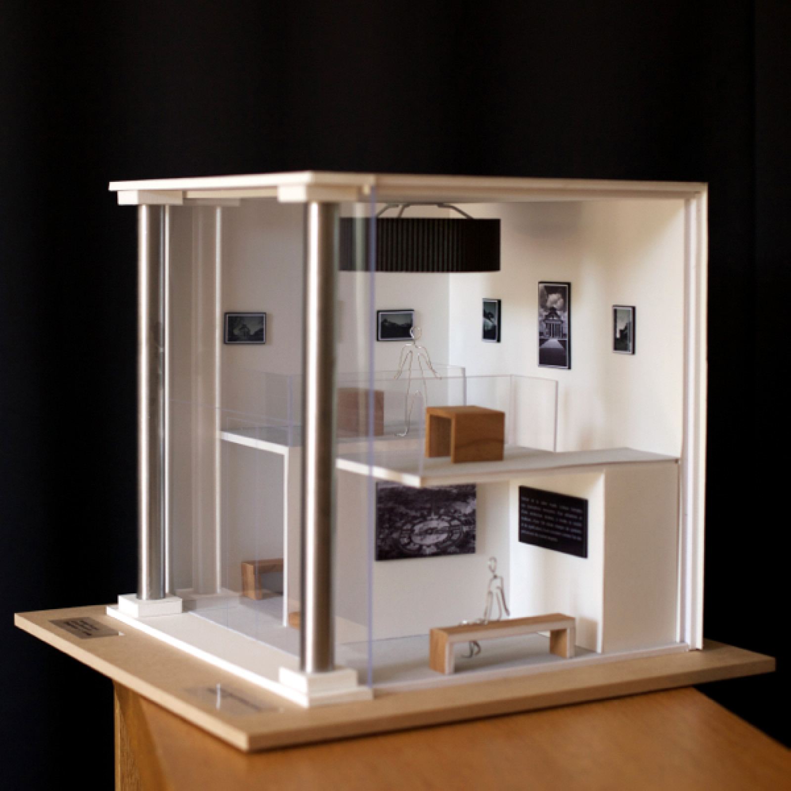 architecte interieur besancon maquette musee. Black Bedroom Furniture Sets. Home Design Ideas